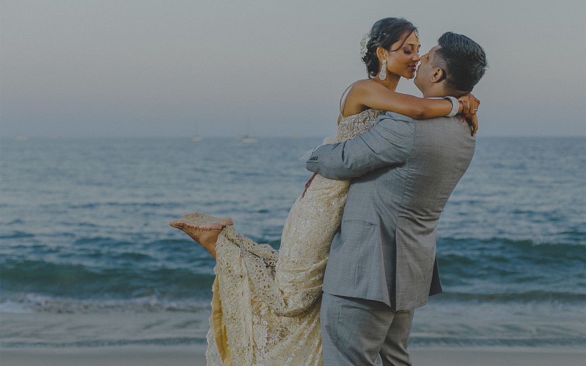 AKHILA & NEAL - INDIAN & CHRISTIAN WEDDING